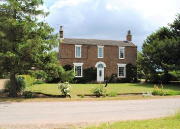 Thumbnail 6 bed detached house for sale in Wash Road, Fosdyke, Boston, Lincs