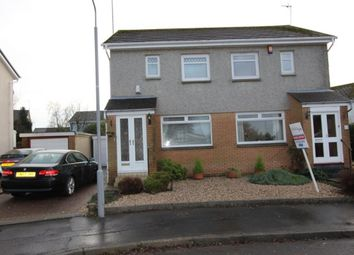Thumbnail 2 bed semi-detached house to rent in Maybole Grove, Newton Mearns, Glasgow