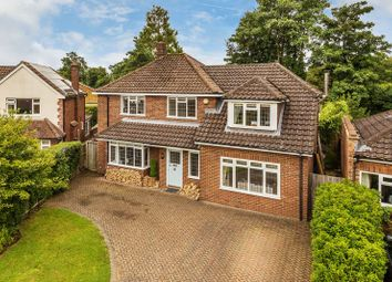 Thumbnail 4 bed detached house for sale in St. Mildreds Road, Guildford