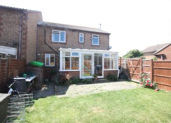 Thumbnail 3 bed semi-detached house for sale in Mohune Way, Chickerell, Weymouth