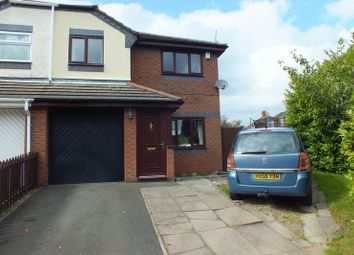 Thumbnail 3 bedroom semi-detached house for sale in Hollywall Lane, Sandyford, Stoke-On-Trent