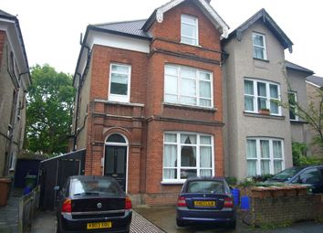 Thumbnail 1 bed flat to rent in St James Road, Sutton