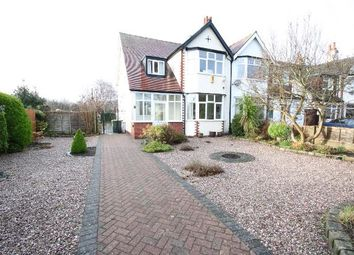 Thumbnail 4 bed semi-detached house for sale in Elbow Lane, Formby, Liverpool