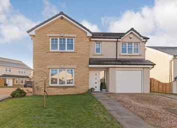 Thumbnail 4 bedroom detached house for sale in Curriefield View, Cleland, Motherwell, North Lanarkshire