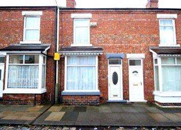 Thumbnail 2 bed terraced house for sale in Brunton Street, Darlington