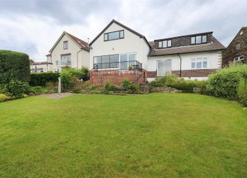 Thumbnail 4 bed detached house for sale in Waitangi, Main Road, Holmesfield, Dronfield