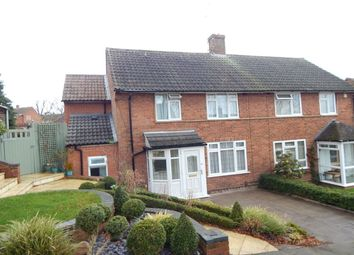 Thumbnail 4 bed semi-detached house for sale in Gentian Close, Northfield, Birmingham