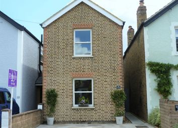 Thumbnail 3 bed detached house for sale in Avern Road, West Molesey