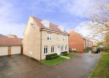 Thumbnail 6 bed detached house for sale in Winchcombe Meadows, Oakridge Park, Milton Keynes, Bucks