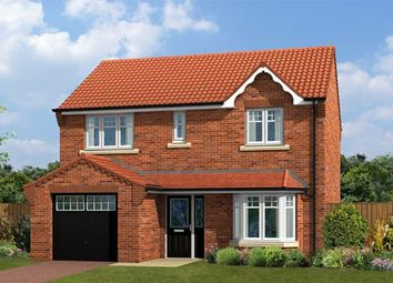 "Thumbnail 4 bed detached house for sale in ""The Birkwith"" at Cowick Road, Snaith, Goole"