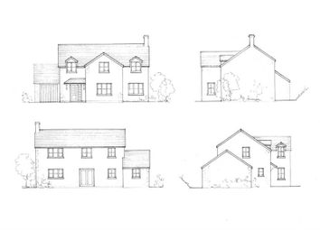 Thumbnail 4 bed detached house for sale in Cambrian Close, Brecon