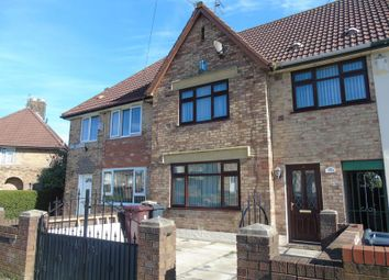 Thumbnail 3 bed terraced house to rent in Fairclough Road, Huyton, Liverpool
