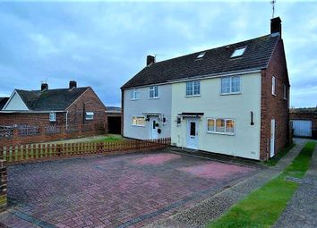 Thumbnail 4 bed semi-detached house for sale in Downsview, Chatham, Kent