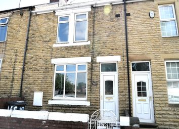 Thumbnail 3 bed terraced house for sale in Grange View, Houghton Road, Thurnscoe, Rotherham