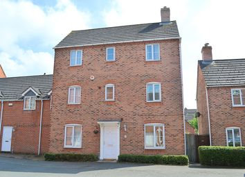 Thumbnail 4 bed semi-detached house for sale in Witley Drive, Lichfield