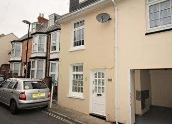 Thumbnail 2 bed terraced house to rent in Franchise Street, Weymouth