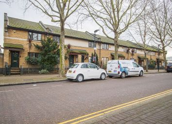 Thumbnail 3 bed terraced house to rent in Britannia Gate, London