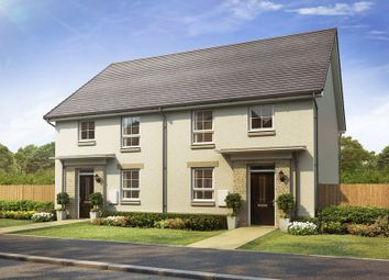 """Thumbnail 3 bed end terrace house for sale in """"Gairloch"""" at Glassford Road, Strathaven"""