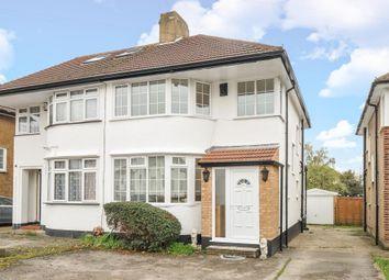 Thumbnail 3 bed semi-detached house to rent in Stanmore HA7,