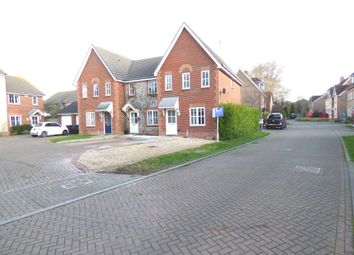 Thumbnail 3 bed end terrace house to rent in Foxbridge Drive, Hunston, Chichester