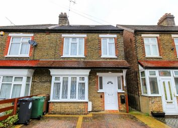 Thumbnail 4 bedroom end terrace house for sale in Westward Road, London
