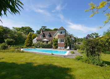 Thumbnail 6 bed detached house for sale in Hollywood Lane, Lymington, Hampshire