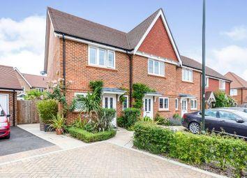 Thumbnail 2 bedroom end terrace house for sale in Horsham, West Sussex, U.K.
