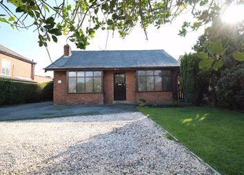Thumbnail 3 bed detached bungalow for sale in Hugh Barn Lane, New Longton, Preston
