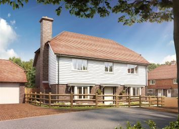 Thumbnail 4 bed detached house for sale in Hartley Road, Cranbrook