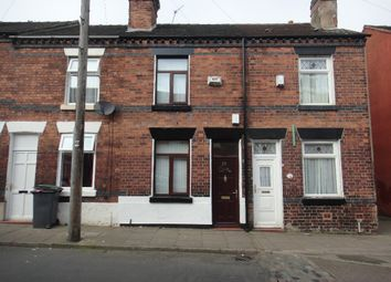 Thumbnail 2 bed terraced house to rent in Bond Street, Tunstall, Stoke On Trent