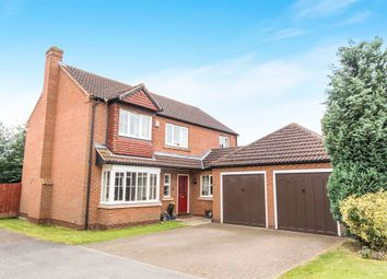 4 bed detached house for sale in Manor Rise, Reepham, Lincoln LN3