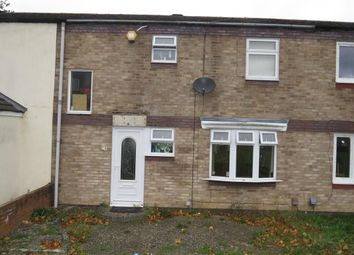 Thumbnail 3 bed terraced house for sale in Trident Drive, Houghton Regis, Dunstable