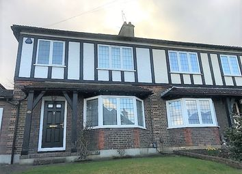 Thumbnail 3 bed terraced house to rent in Whitchurch Gardens, Edgware, Middlesex