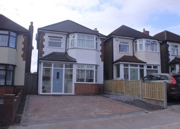 3 bed detached house for sale in Myrtle Avenue, Maypole, Birmingham B14