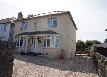 Thumbnail 4 bed detached house for sale in London Road, Holyhead