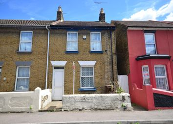 Thumbnail 2 bed terraced house to rent in Victoria Street, Gillingham