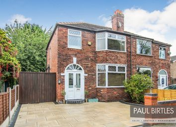 Thumbnail 3 bed semi-detached house to rent in Torbay Road, Urmston