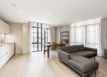 Thumbnail 3 bed flat to rent in Valentine Place, London