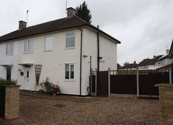 Thumbnail 3 bed semi-detached house for sale in Liberty Road, Leicester