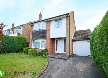 Thumbnail 3 bedroom detached house for sale in Brookside Crescent, Cuffley, Potters Bar