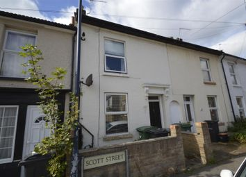 Thumbnail 2 bed terraced house for sale in Scott Street, Maidstone