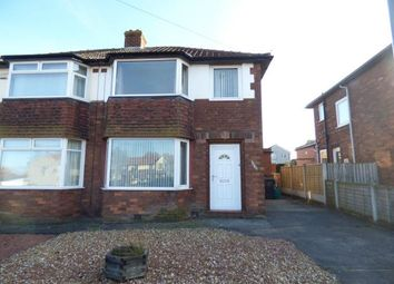 Thumbnail 3 bed semi-detached house for sale in Orton Road, Carlisle, Cumbria