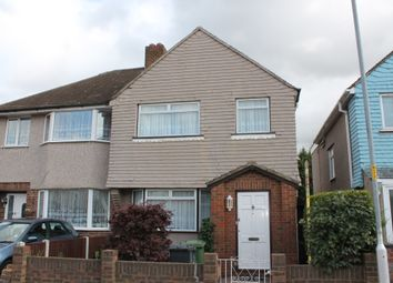 Thumbnail 3 bed end terrace house to rent in Marston Avenue, Dagenham, Essex