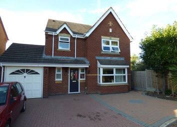 Thumbnail 4 bed detached house for sale in Lowbury Court, Hunsbury Hill, Northampton, Northamptonshire