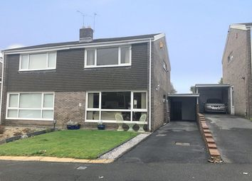 3 bed semi-detached house for sale in Green Close, Mayals, Swansea SA3