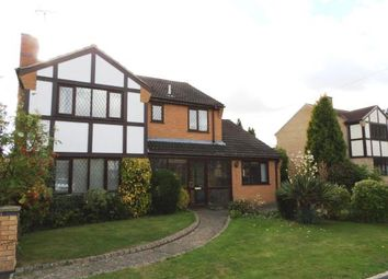 Thumbnail 4 bed detached house for sale in Park View, Thurlby, Bourne