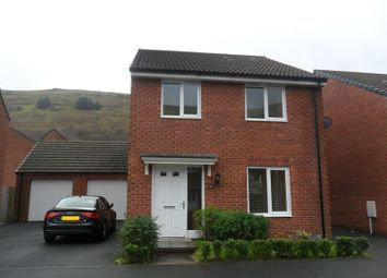 Thumbnail 4 bedroom detached house for sale in Ffordd Y Glowyr, Godrergraig, Swansea.