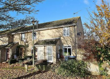 Thumbnail 2 bed end terrace house for sale in Pensclose, Witney