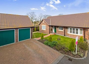 Thumbnail 3 bedroom detached bungalow for sale in Harvest Way, Skegness