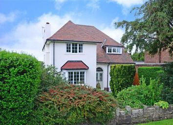 Thumbnail 4 bedroom detached house for sale in Causeway Head Road, Dore, Sheffield